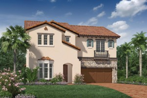 Robellini model at Royal Cypress Preserve