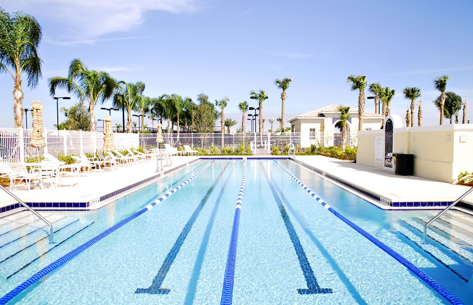 Villagewalk At Lake Nona Community Lap Pool New Build