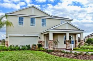 Laurel Estates vacation homes for sale near Disney. Westmorly model