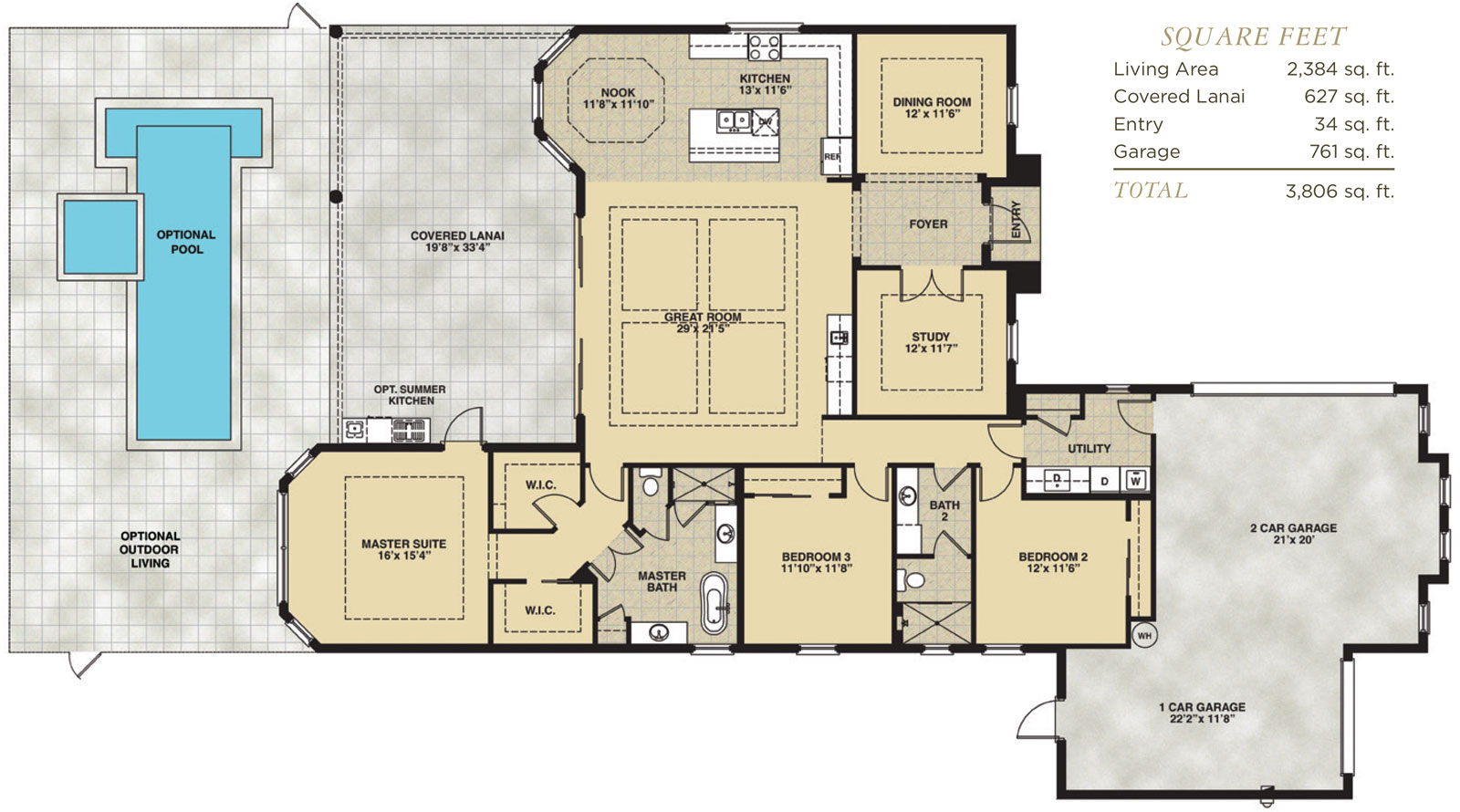 Floor plans for ocean front homes house design plans for Ocean house plans