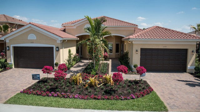 Marina Bay new homes in Ft Myers