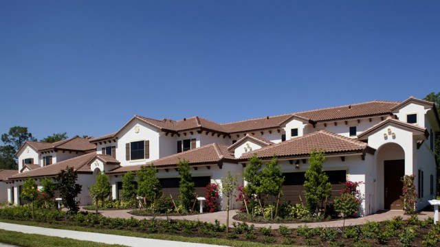 The Preserve at Bristol Pines in Naples new homes for sale