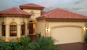 Florence II model at Lakoya in Lely Resort Naples new homes