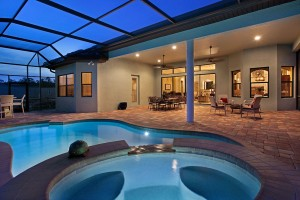 Montessa II model at Canwick Cove in Lely Resort Naples new homes