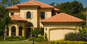 Palermo II model at Canwick Cove in Lely Resort Naples new homes