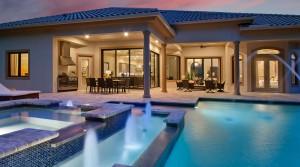 Ponta Vedra Grande model at Lakoya in Lely Resort Naples new homes