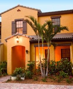 Santa  Maria model at Ole in Lely Resort Naples new homes