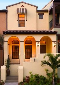 Santa Monica model at Ole in Lely Resort Naples new homes