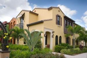 Santa Rosa model at Ole in Lely Resort Naples new homes