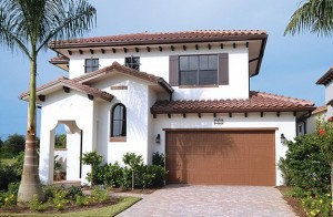 Triana model at Cordoba in Lely Resort Naples new homes