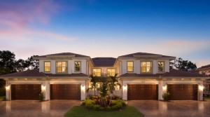 Venice Cipriani St Andrews model at the Signautre Club in Lely Resort Naples new homes