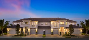 Wentworth model at the Signautre Club in Lely Resort Naples new homes