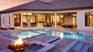 Windsor model at Lakoya in Lely Resort Naples new homes
