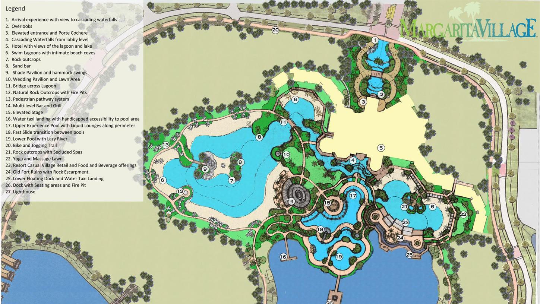 Margaritavillage Resort In Orlandonew Build Homes