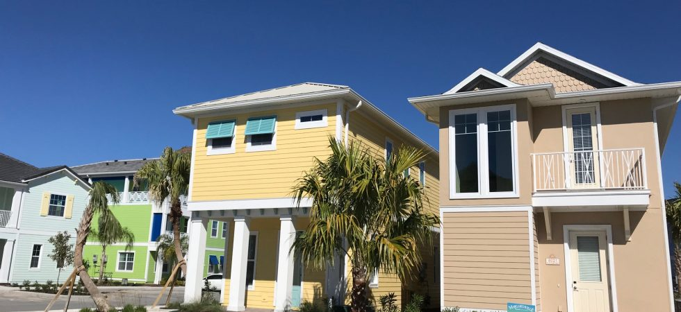 Margaritaville Resort Orlando new homes for sale