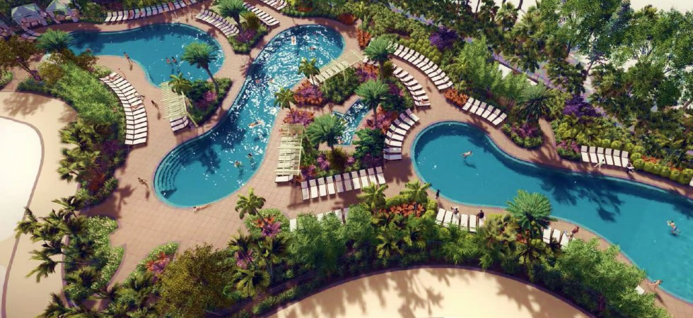The Grove Resort and Spa water park
