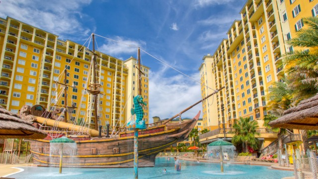 Lake Buena Vista Resort and Spa luxury condos with guaranteed rental