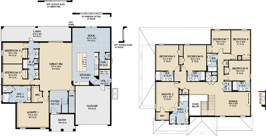 Versailles florida floor plan 301 moved permanently for Versailles house floor plan
