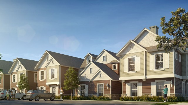 Summerville Resort Orlando. New vacation townhomes for sale in Orlando