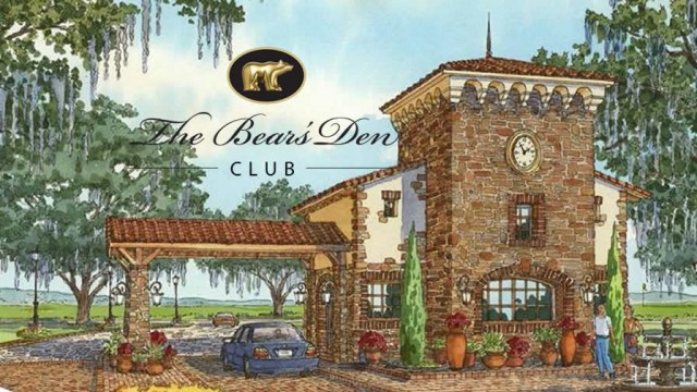 The Bear's Den Club at Reunion Resort in Orlando