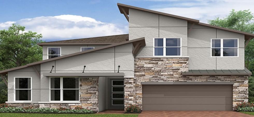 Solara at Westside. New vacation homes with private pool at Solara Resort