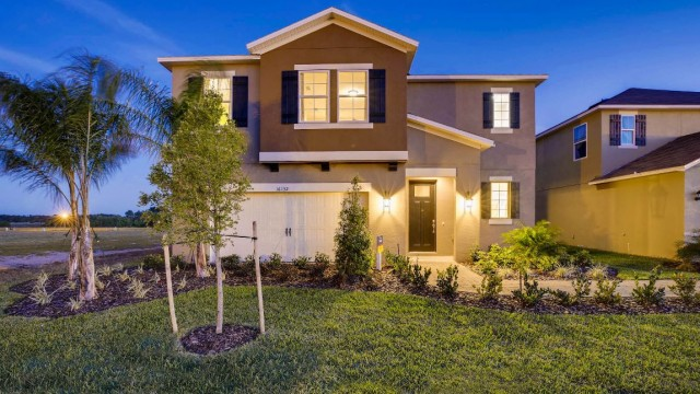 Sawgrass Bay new construction homes in Clermont, Florida