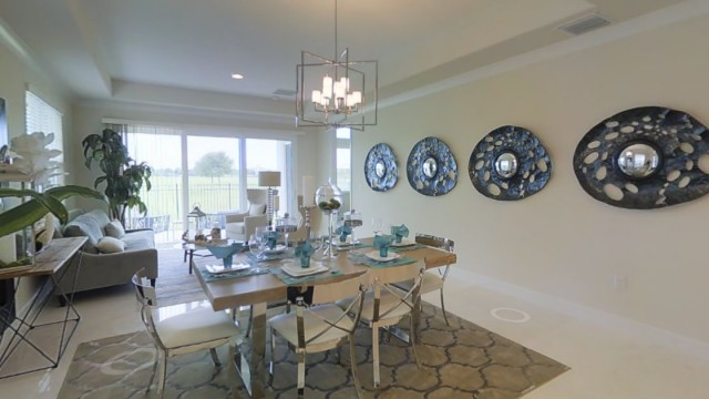 Sherbrook Springs at Providence new homes in Davenport