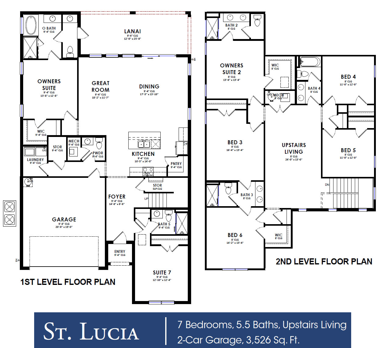 Solterra resort vacation homes for sale new homes near for Vacation floor plans