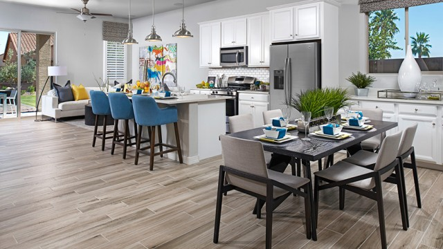 Summers Corner Davenport new construction single family homes for sale