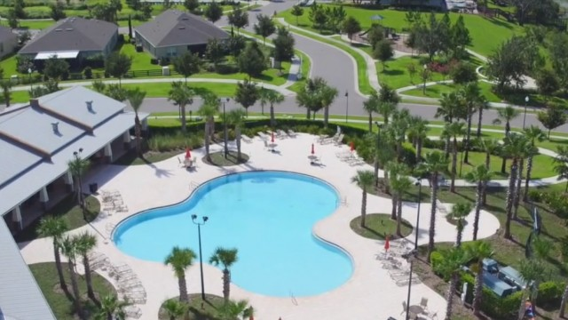 The Cove at Hamlin. New homes in Winter Garden Orlando