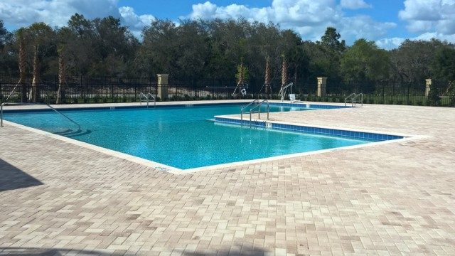 Williams Preserve in Davenport is a private gated community with a community pool
