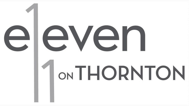 Eleven on Thornton new townhomes in Downtown Orlando