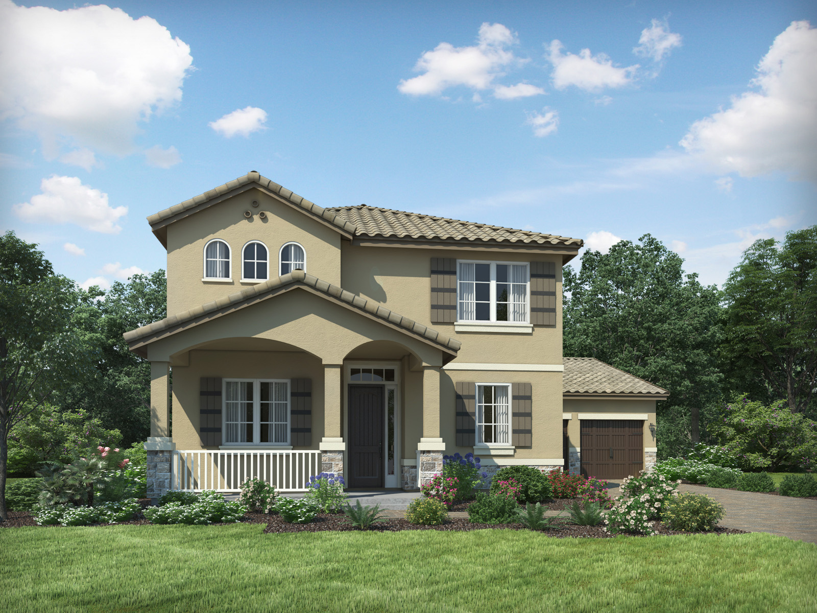 Enclave at windermere landing new family homes in for House landing