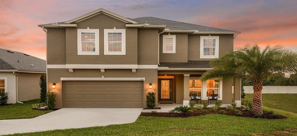 Highland Meadows new construction homes in Davenport