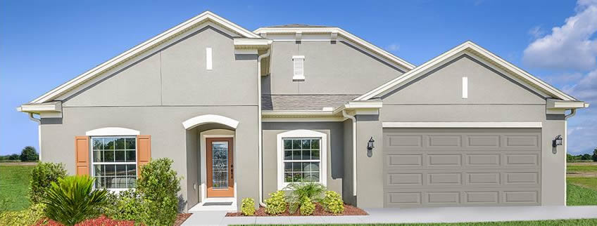 New homes in St Cloud at Lancaster East Park