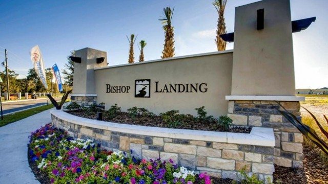 New homes for sale at Bishop Landing in Orlando