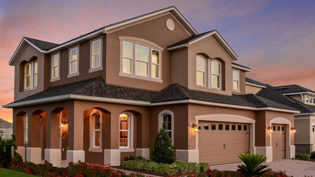New homes at Tapestry Kissimme master planned community
