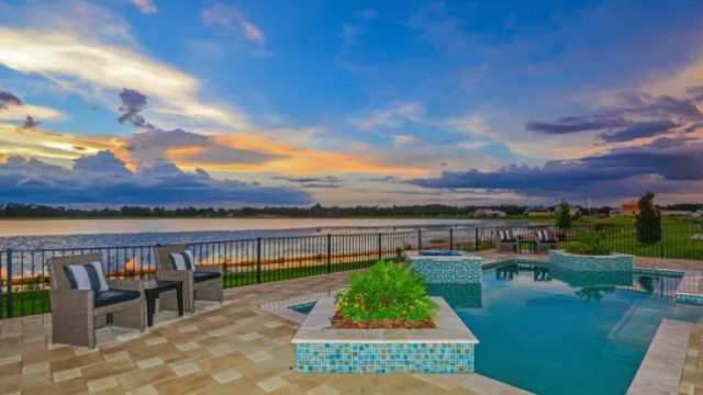 Dr Phillips new homes at Ruby Lake in Windermere, Orlando