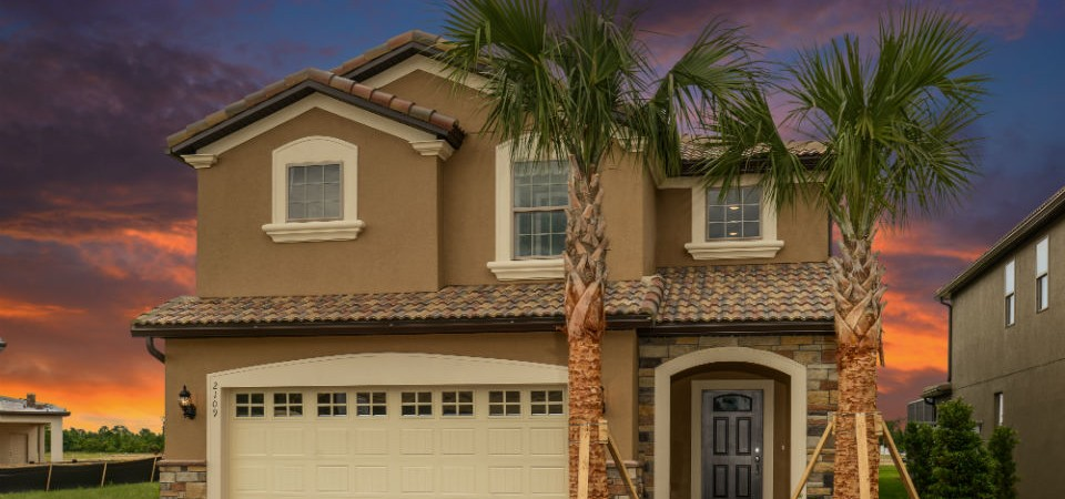 Solterra Resort new homes near Disney by Pulte