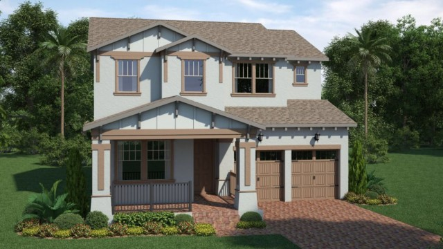Windstone new homes in Windermere Orlando