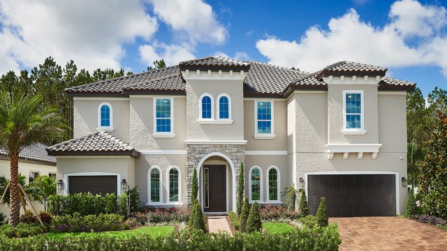 The Estates at Parkside in Dr Phillips is the latest luxury home community in Dr Phillips