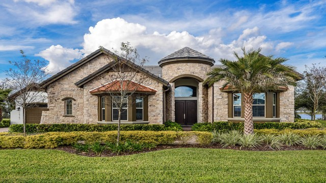 Waterside On Johns Lake New Homes In Winter Garden
