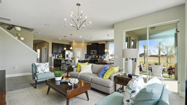 New homes for sale in Davenport at Champions Reserve