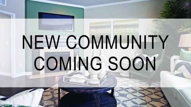 Citrus Isle Davenport new homes for sale from Centex