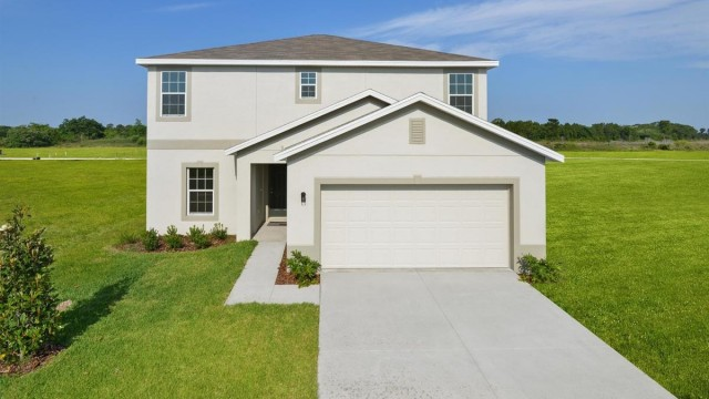 New homes for sale at Highland Meadows in Davenport