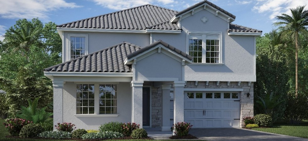 New homes for sale at Country Club II at Championsgate in Orlando