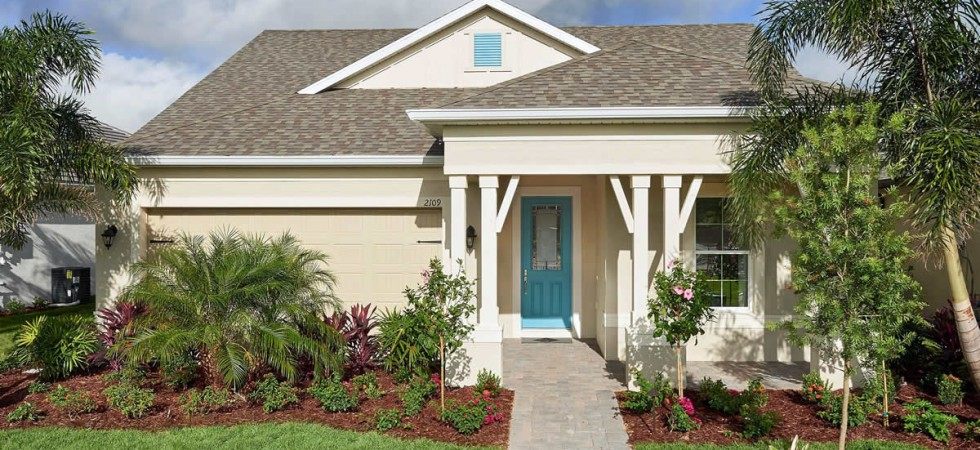 Magnolia Westside Kissimmee new homes for sale