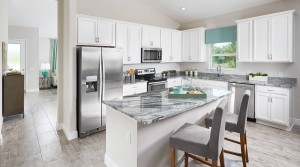 Waterside at Harmony by Meritage Homes