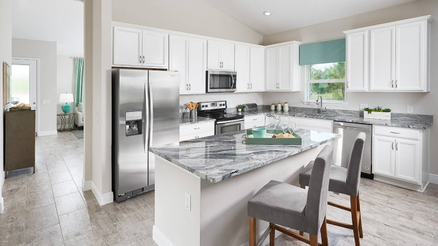 New homes for sale at Waterside at Harmony by Meritage Homes