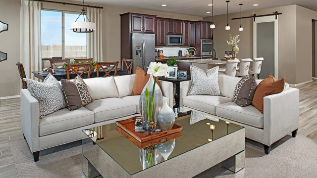 New homes for sale in Davenport at West Haven by Richmond American
